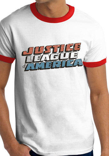 Mens / Unisex Justice League America T Shirt