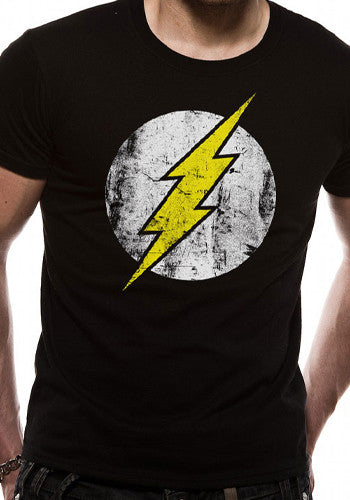 The Flash T Shirt by DC Comics