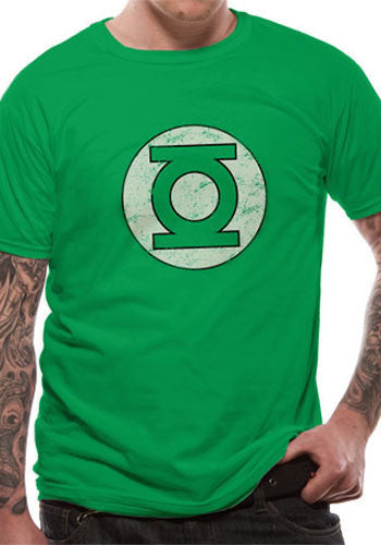 Buy Mens Green Lantern T Shirt By Dc Comics In Green Luc Bauer