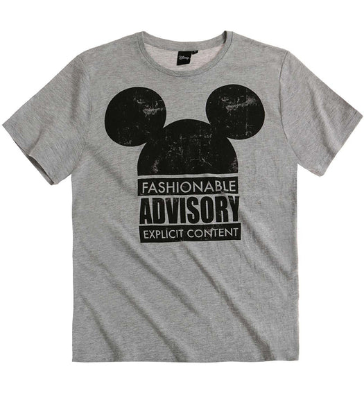 Disney Mickey Mouse Grey T Shirt