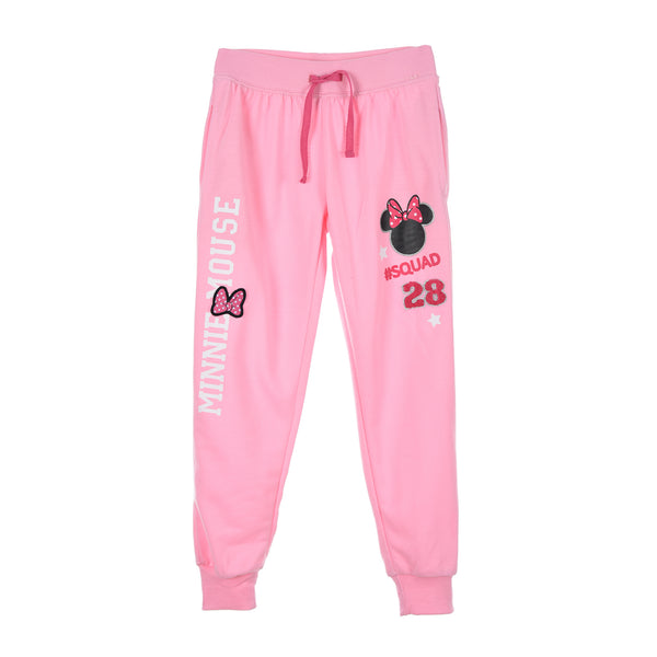 Minnie Mouse Jogging Pants - Pink