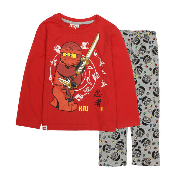 Lego Ninjago Pyjamas - Red