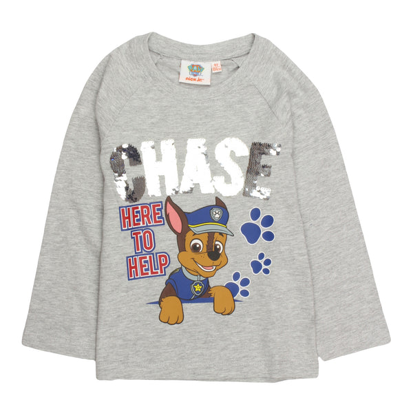 Paw Patrol Boys Long Sleeve T-Shirt