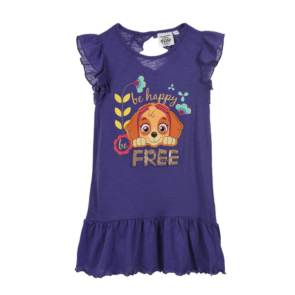 Paw Patrol Dress - Blue