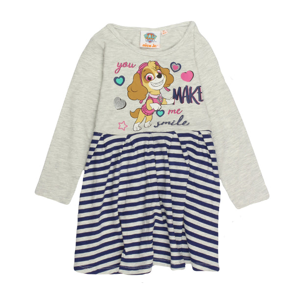 Paw Patrol Dress - Grey