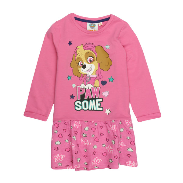Paw Patrol Dress - Pink