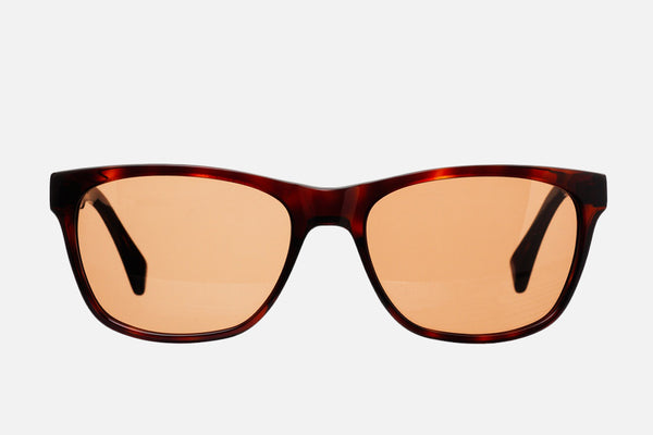 Harry Sunglasses - Dark Havana - Front