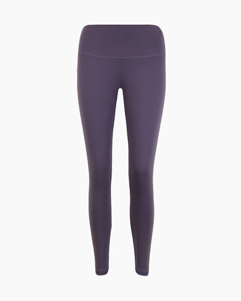 Essential Yoga Leggings - Purple - Wholesale Pack