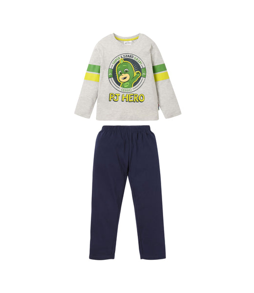 Boys Pyjamas PJ Masks - Grey