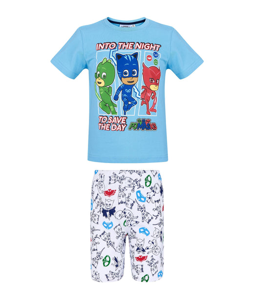 Boys Pyjamas PJ Masks - Light Blue