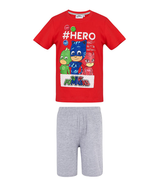 Boys Pyjamas PJ Masks - Red