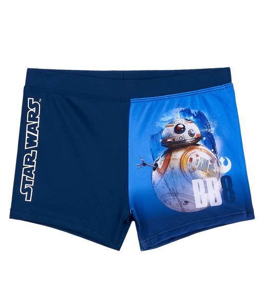 Boys Swimming Shorts Star Wars - Blue