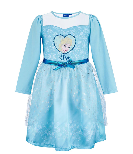 Girls Dress Disney's Frozen - Blue