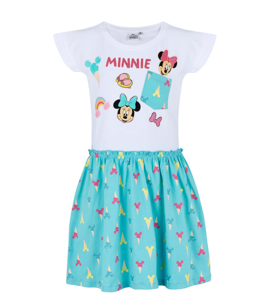 Disney Minnie Mouse Dress - Turquoise