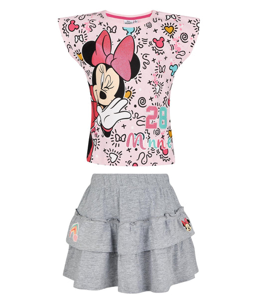 Girls Skirt and Top - Disney's Minnie Mouse