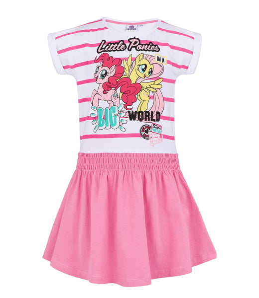 Girls Dress My Little Pony - Pink