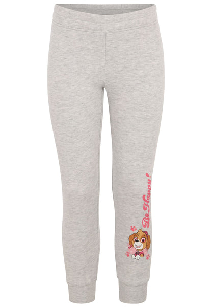 Girls Joggers Paw Patrol - Grey