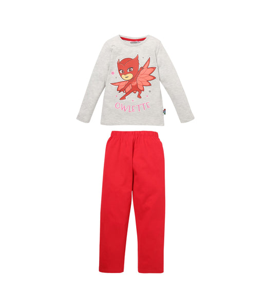 Girls Pyjamas Pj Masks - Owlette