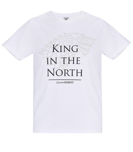 King in The North - Game of Thrones T-Shirt