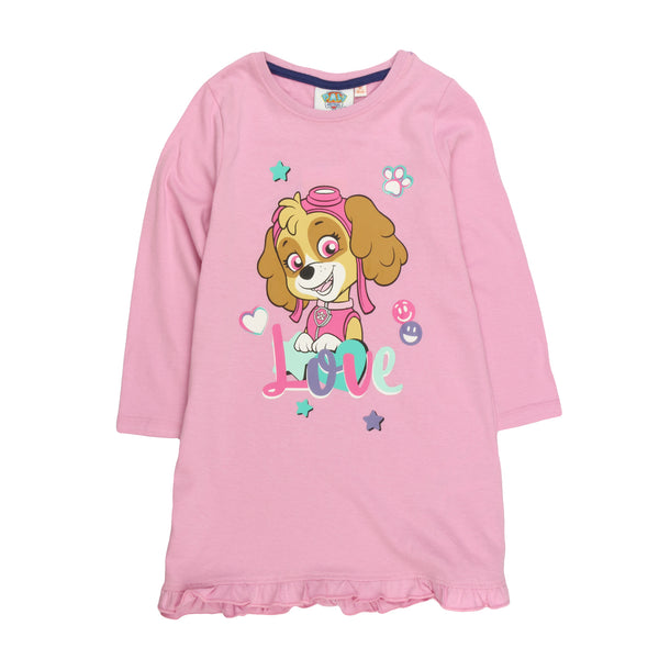 Paw Patrol Nightgown - Pink