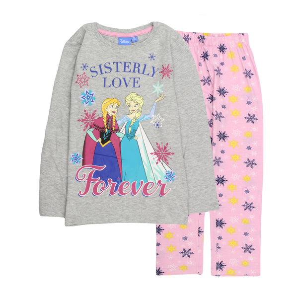 Disney Frozen Pyjamas - Grey