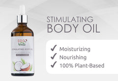 Moisturizing Body Oil - Calming/Stimulant