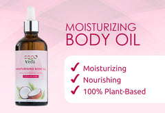 Moisturizing Body Oil - Stress Relieving/Soothing