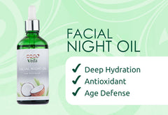 Facial Night Oil - Age Defender
