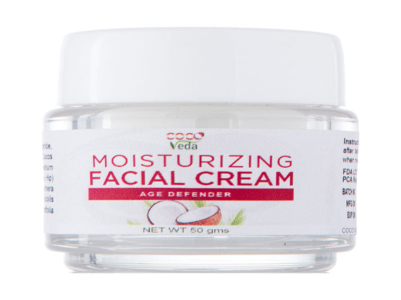 Facial Night Cream - Age Defender