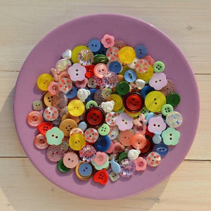 Buttons, Fasteners & Fixings
