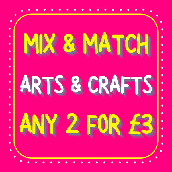 Mix & Match - Any 2 for £3