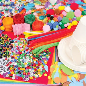 supplies for topping up your craft stash