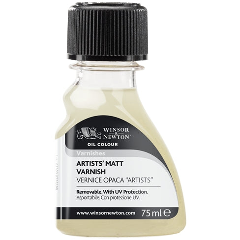 Winsor & Newton Artists Matt Varnish - 75ml
