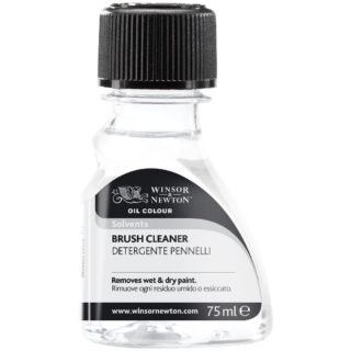 Winsor & Newton Brush Cleaner 75ml