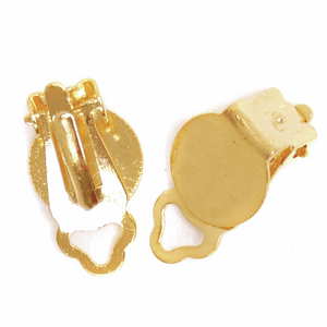 Trimits Flat Ear Clips - 2pk