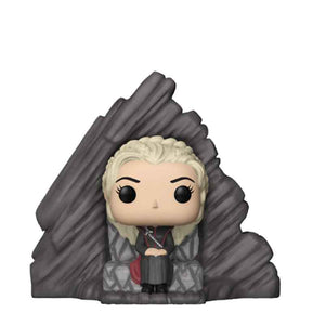 POP! EXCLUSIVE Rides: Game of Thrones S7 Daenerys on Dragonstone Throne