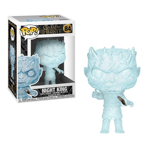 POP! Vinyl: Game of Thrones S8: Night King with Dagger in Chest