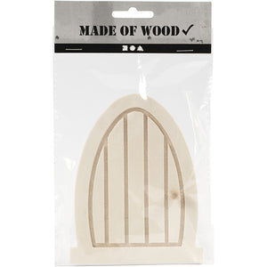 Wooden Fairy / Elf Door