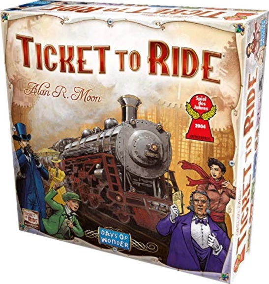 Ticket to Ride: Core Game