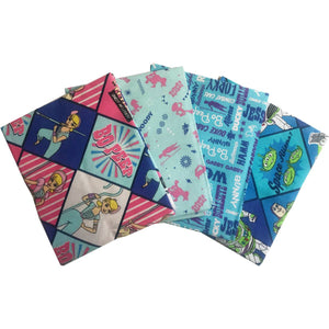 Toy Story Fat Quarter Bundle - Bo Peep