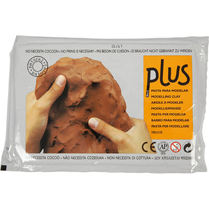 Plus Self Hardening Clay - 1kg