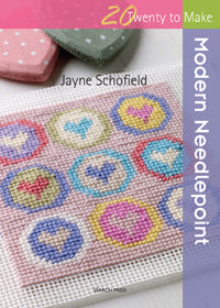 Twenty to Make: Modern Needlepoint