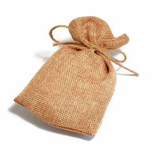 Hessian Bag with Jute String: Pack of 5