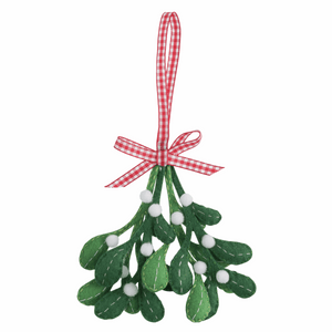 Felt Decoration Kit: Mistletoe