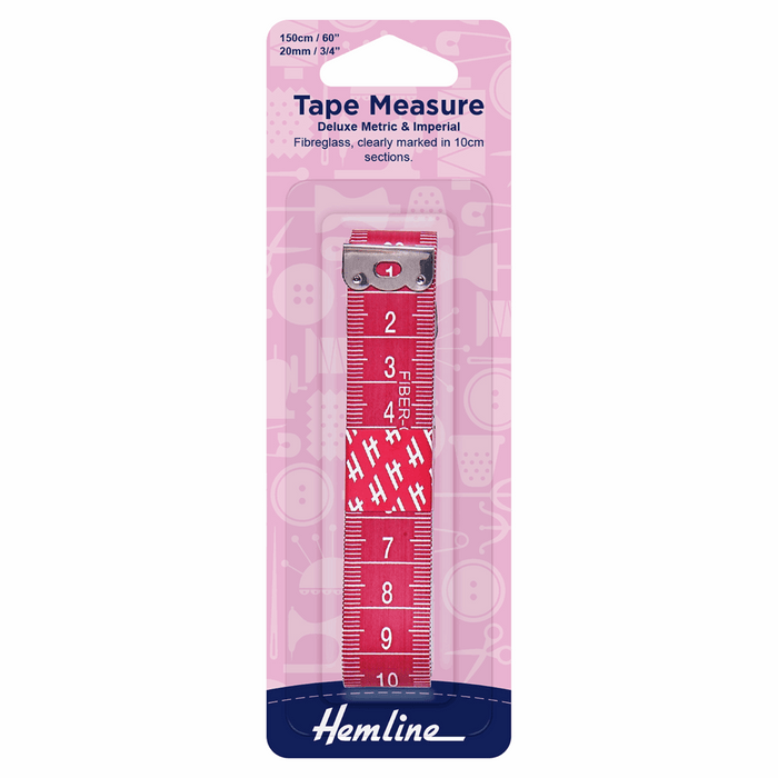 Deluxe Tape Measure: 150cm