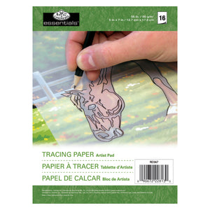"Royal & Langnickel 5x7"" Artist Pad - Tracing Paper"
