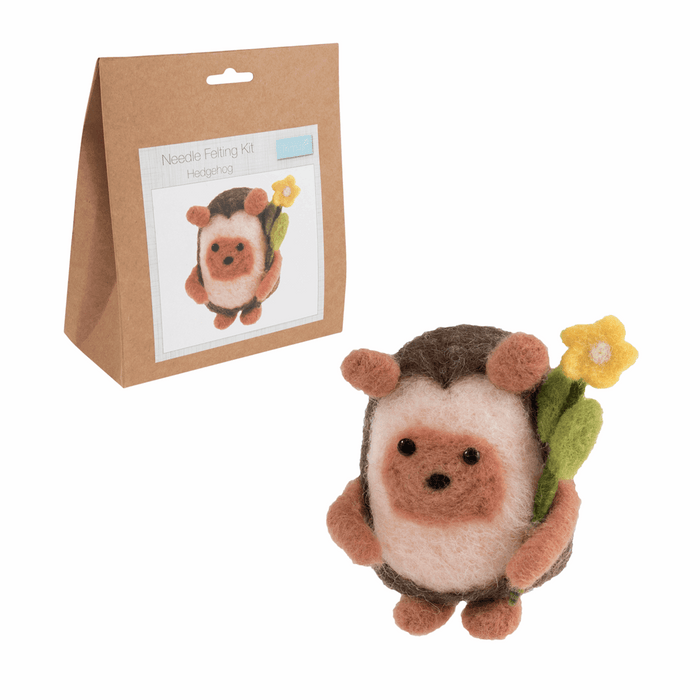 Trimits Needle Felting Kit: Hedgehog