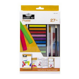 Royal Langnickel Learn To: Soft Pastel: 27pc Art Set
