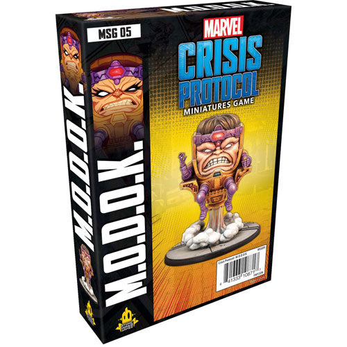 Marvel Crisis Protocol: MODOK Expansion