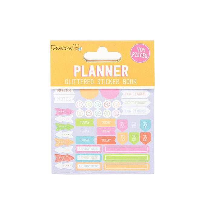 Dovercraft Sticker Book - Planner